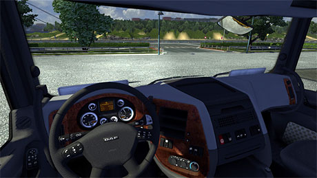 daf interior | ETS 2 mods - Part 5