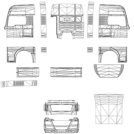 Trucks scania ets 2 mods part 12 - Template All Truck Ets 2 Mods Part 5