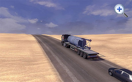 Trucksim map 1.5 | ETS 2 mods