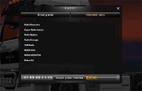 скачать моды на евро трек симулятор 2 на радио - фото 5