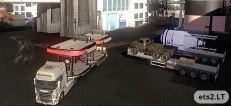 euro truck simulator 2 mody