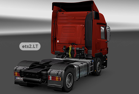 MB LPS 1632 and MB ACTROS 1844L MPII 4