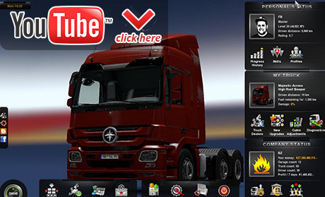 Mercedes-Actros-sound