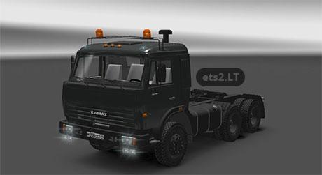 скачать мод для Euro Truck Simulator 2 камаз - фото 4
