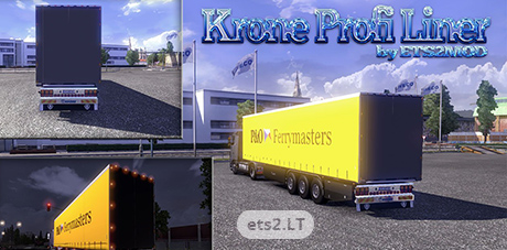 profi liner trailer