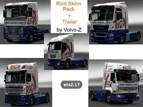 rico skin pack