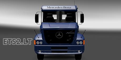 Mercedes Benz Pack 1