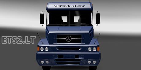 Mercedes Benz Pack 3
