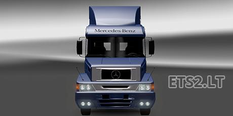 Mercedes Benz Pack 4