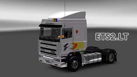 Pegaso Troner TX 400 1
