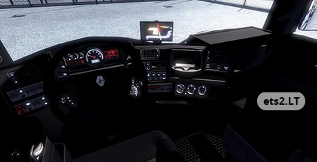 Renault Magnum & Premium Interior + GPS 1