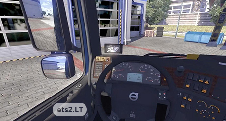 Volvo FH12.500 + Interior 2