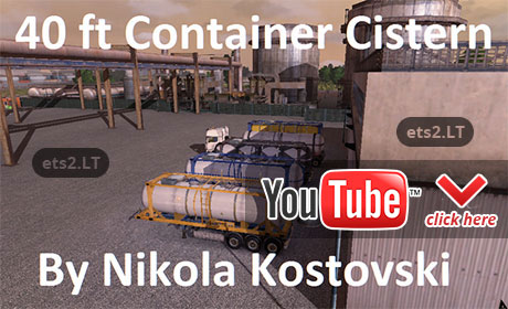container-cistern