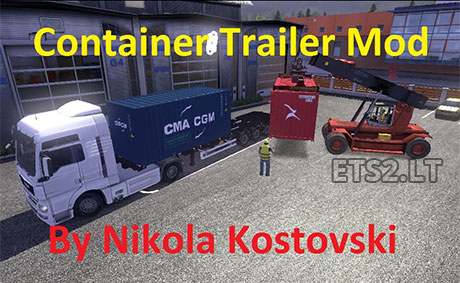 container-trailer