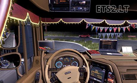 Daf Truck Interior - #traffic-club