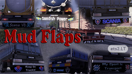 mud-flaps