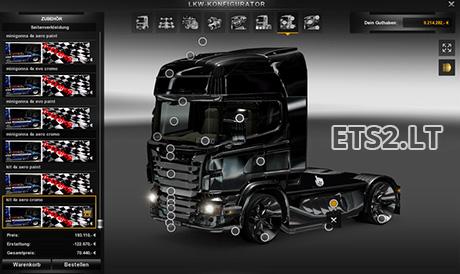 скачать мод на игру euro truck simulator 2 весь тюнинг