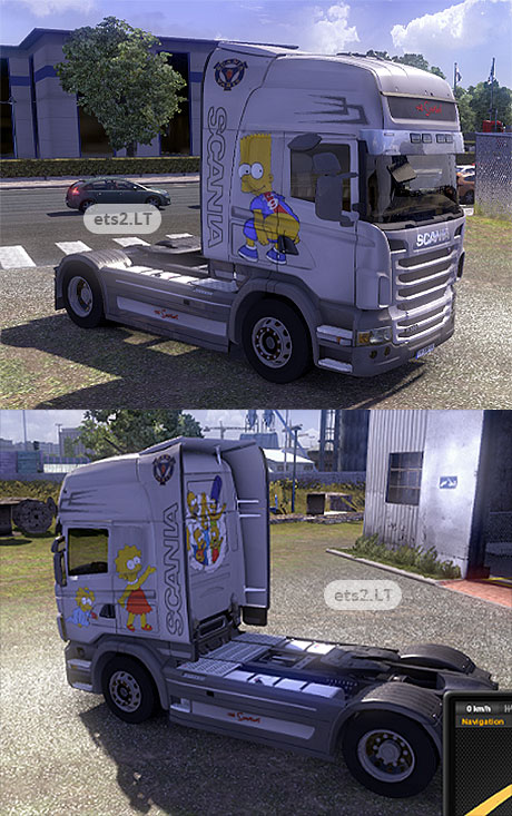 scania-simpsons-skin