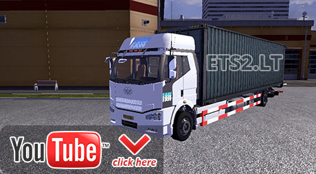 FAW-16-Chinese-Truck