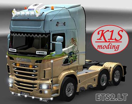 Scania-Showtruck-Airbrush-Skin