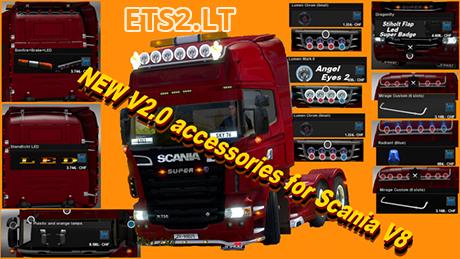 Scania-V8-Tuning-Mod