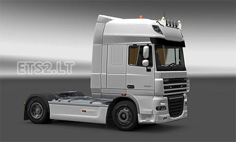 Daf xf tuning mod ets2 euro truck simulator 2 youtube - Daf Xf 105 Tuning 1 9 22 Video Car Tuning