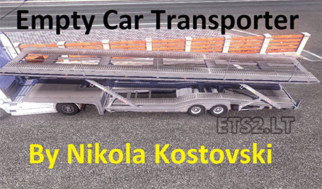 empty-car-transporter