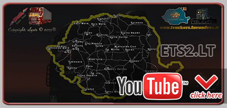 Romanian Map V2 0 Final Ets 2 Mods