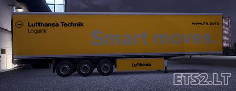 Lufthansa-Trailer-Skin