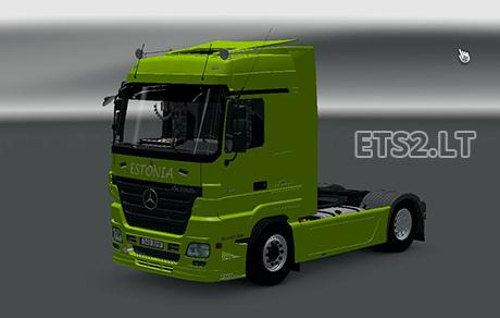 Mercedes-Estonia-Skin