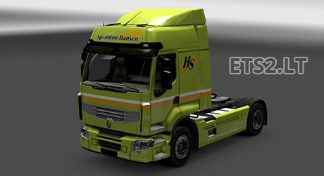 Renault-Spedition-Hansen-Skin