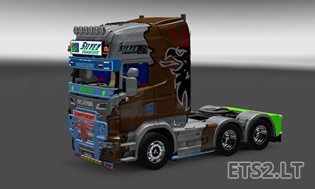 Scania-Silver-Transporte-Skin