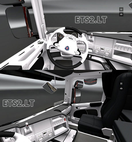Scania-Interior
