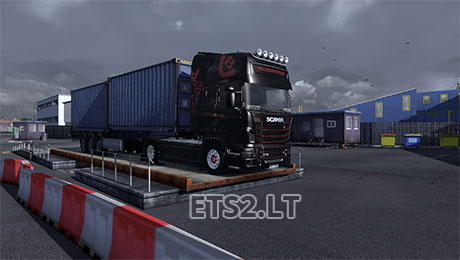 euro truck sim how to buy new garages
