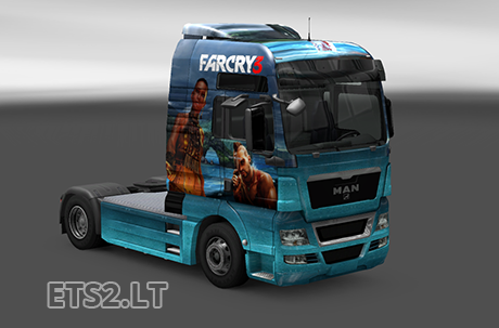 MAN-Far-Cry-3-Skin