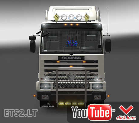 Scania-143-M-v-2.0-Interior-V-8-Sound