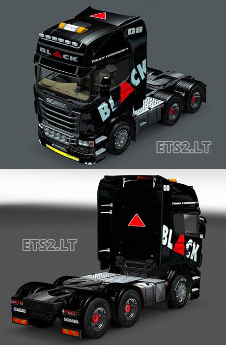 Scania-Black-Skin