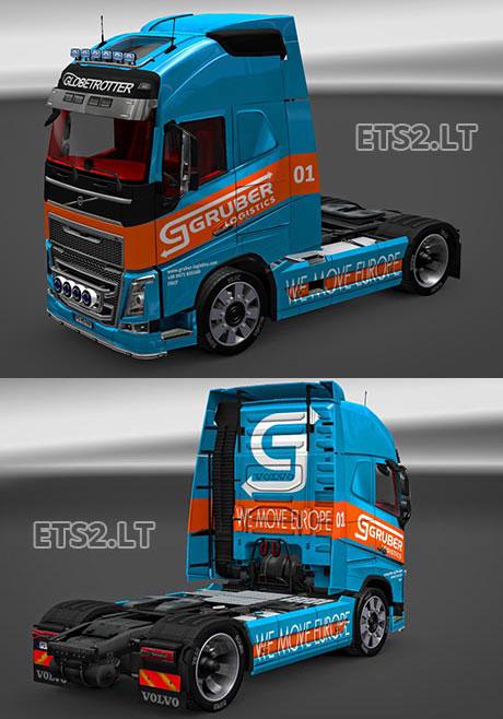 Volvo-FH-16-2012-Blue-Gruber-Skin
