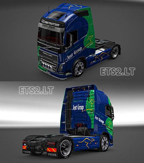 Volvo-FH-16-2012-Jost-Group-Transport-&-Logistics-Skin