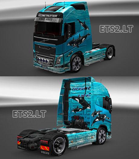 Volvo-FH-16-2012-Ocean-Skin