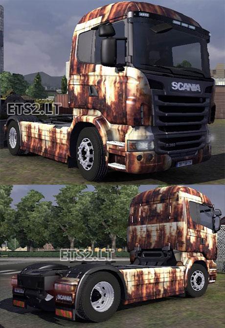 rusty-scania