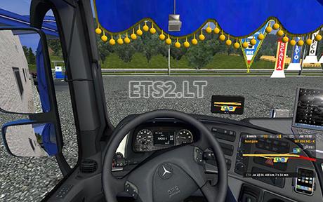 Mercedes-Benz-Actros-Interior