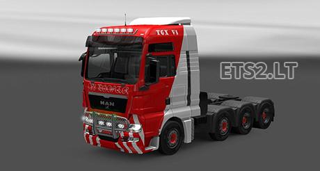 New-MAN-TGX-Chassis