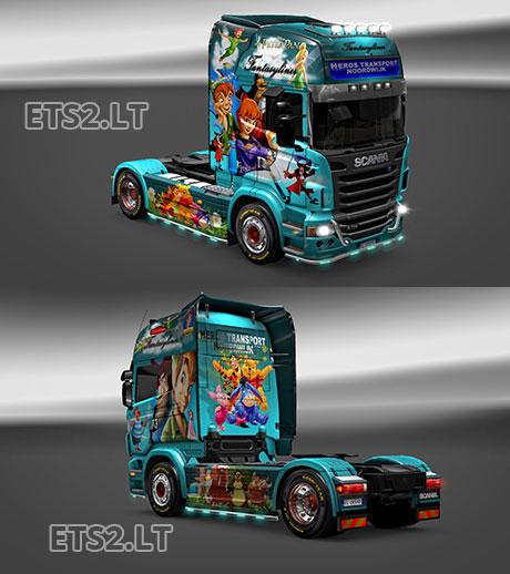 Scania-R-2009-Heros-Skin