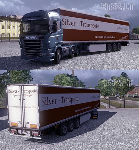 Spedition-Silver-Transporte-Trailer-Skin