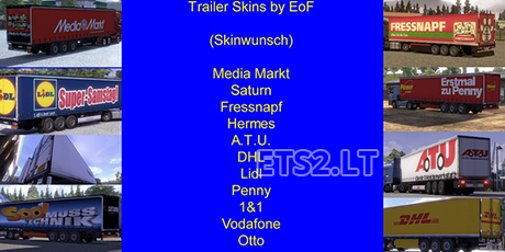 Trailers-Skin-Pack