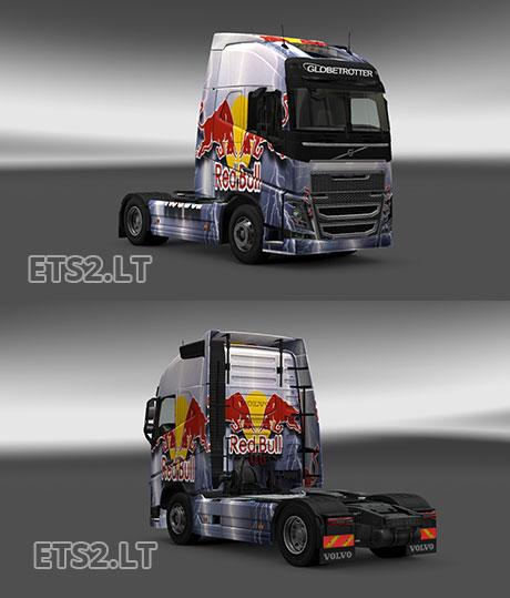 Volvo-FH-16-2012-Red-Bull-Skin