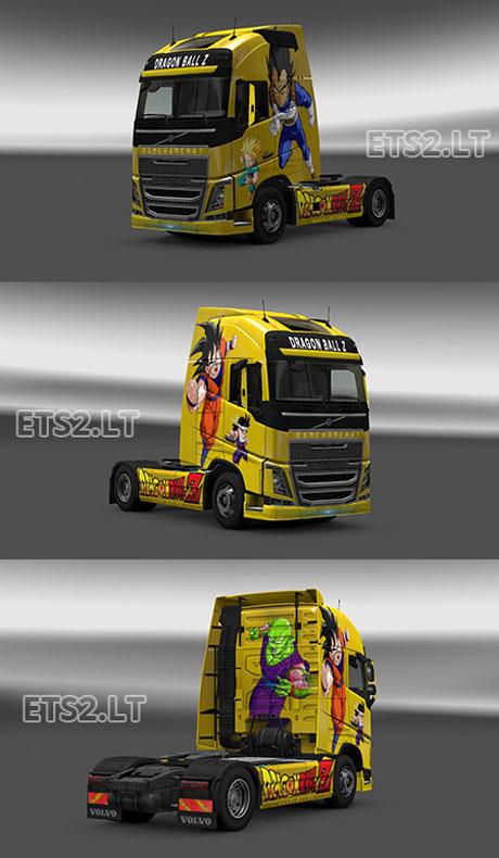 Volvo-FH-2013-Dragon-Ball-Z-Skin