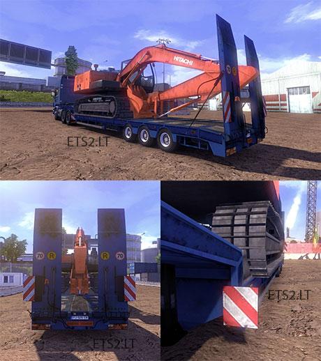 excavor-trailer
