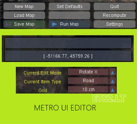 metro-ui-editor